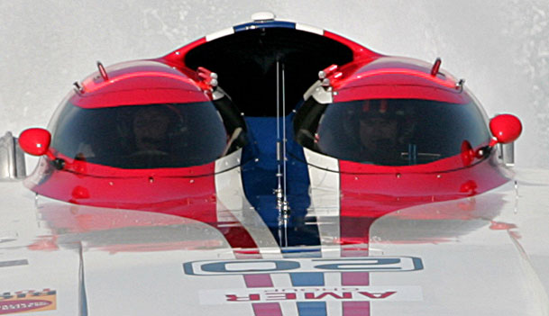 We retired the last race